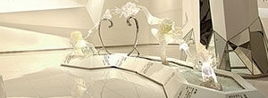 山海经水晶雕塑群—亚洲最大的单体透明水晶
