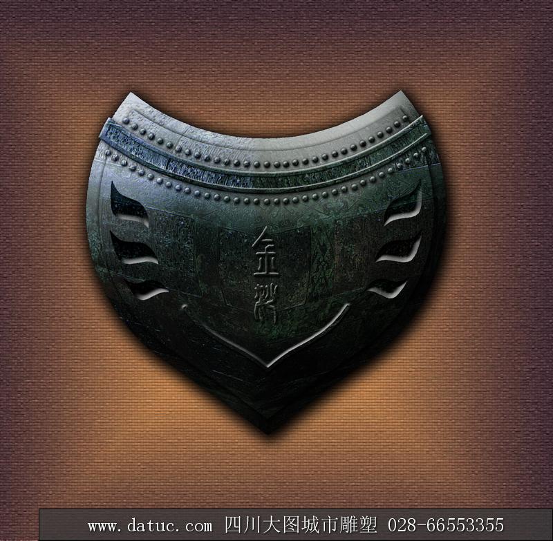 盾形雕塑 四川雕塑 城市雕塑设计 雕塑施工7