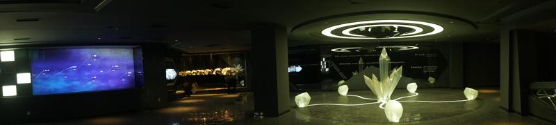 水晶场景雕塑- V2水晶