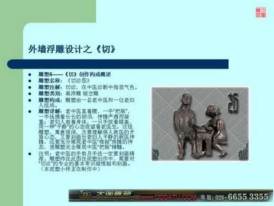 中医院望闻问切浮雕设计制作_05.jpg