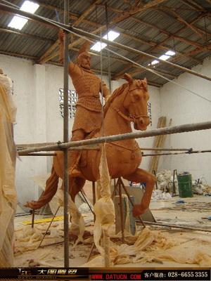 拿破仑 人骑马 雕塑