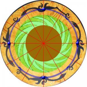 解读太阳神鸟金箔制作工艺与设计