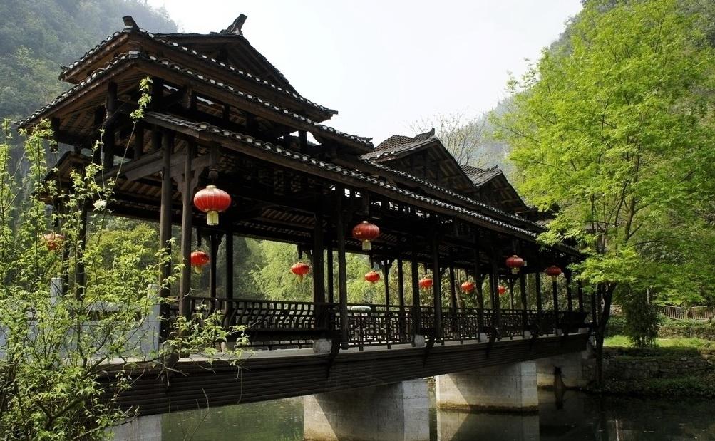 园林景观——桥