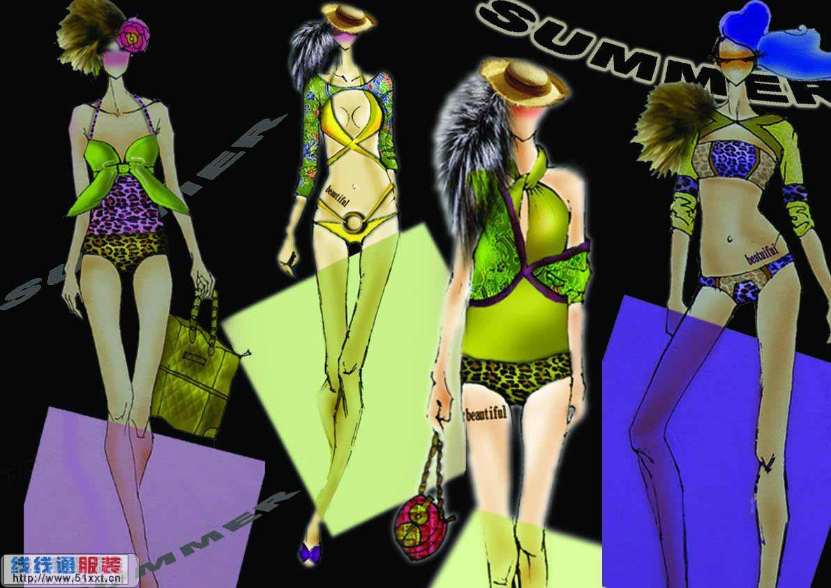 经典时装设计图片鉴赏