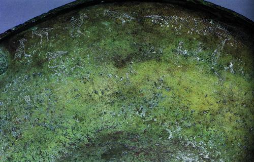 青铜锈 中国青铜器 铸铜雕塑 参考图片 四川铸铜雕塑