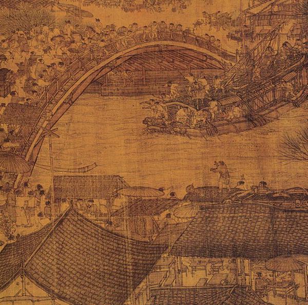 北宋神宗元丰年城市化率达到惊人的30%