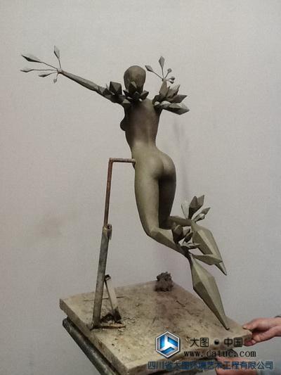 北京雕塑师韦东创作、原创设计