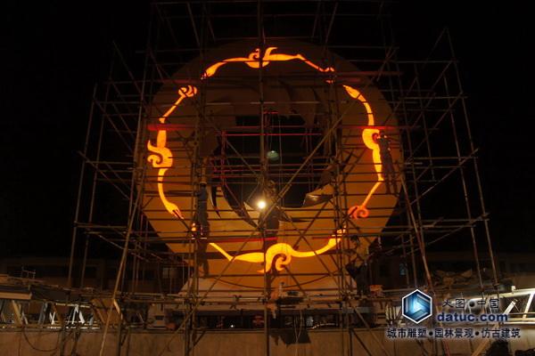 金沙太阳神鸟雕塑制作流程_09.JPG