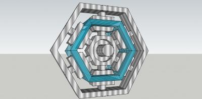 亚克力水晶柱粘接钢夹头结构设计3.jpg
