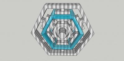 亚克力水晶柱粘接钢夹头结构设计5.jpg