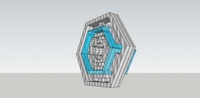 亚克力水晶柱粘接钢夹头结构设计8.jpg