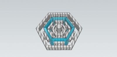 亚克力水晶柱粘接钢夹头结构设计7.jpg