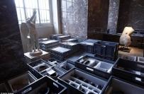 古瓷器 运输 包装 - 持续降雨 卢浮宫转移藏品