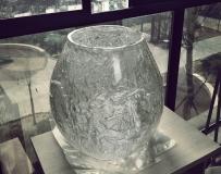 云南水晶湖琥珀雕塑