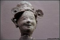 古蜀神情——汉代墓葬出土陶俑
