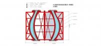 水晶湖泊柱浇注硅胶、玻璃钢、钢模具设计制作