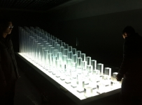大型水晶装置雕塑