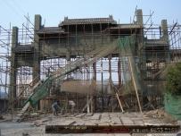 仿古建筑(柳江牌坊)设计制作