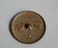 唐代 宋代 鸾鸟铜镜