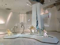 大型水晶雕塑群——三海经