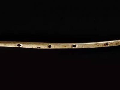 40000年前的长笛 最古老的乐器,40000岁的vulture-bone长笛,在德国南部被发现